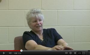 Nancy Talks About Messy Church