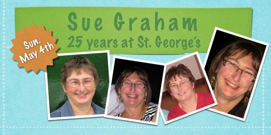 Sue's 25th