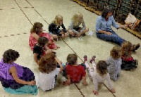 Church School Story Time